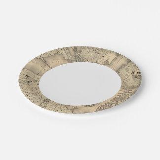 Boston 3 2 7 inch paper plate