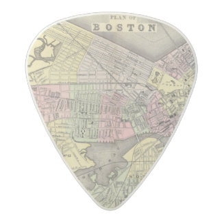 Boston 3 2 acetal guitar pick