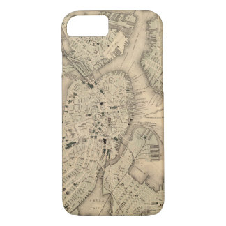 Boston 3 2 iPhone 8/7 case