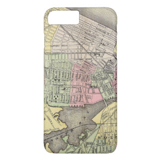 Boston 3 iPhone 8 plus/7 plus case