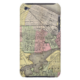 Boston 3 iPod touch covers