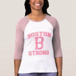 Boston B Strong Grunge Style