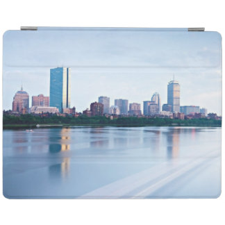 Boston Back bay across Charles River iPad Cover