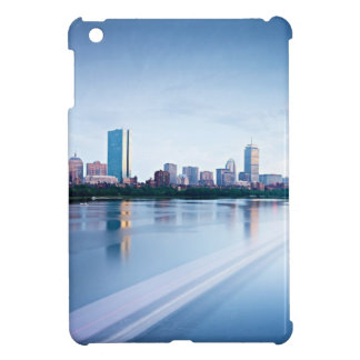 Boston Back bay across Charles River iPad Mini Cases