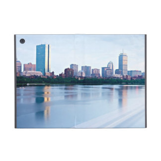 Boston Back bay across Charles River iPad Mini Cover