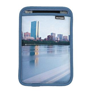 Boston Back bay across Charles River iPad Mini Sleeve