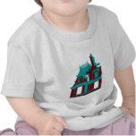 Boston - Back Bay T Shirts