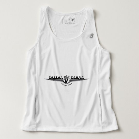 Boston Bound Racing Team Tank Top
