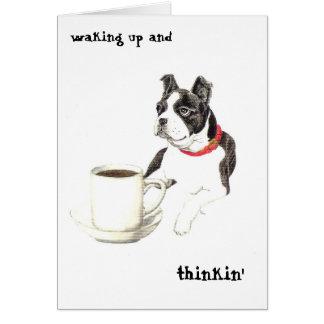 Boston Caffeine Card