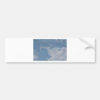 Boston cape cod day ESC_large_ISS026_ISS026-E-1783 Bumper Sticker
