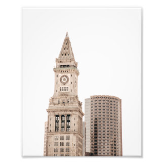 Boston City Architecture | Photo Print