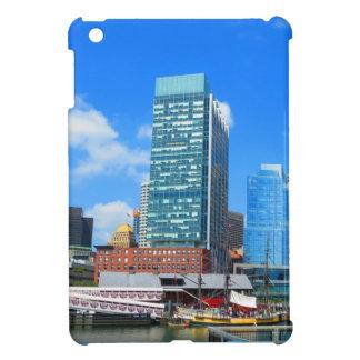Boston City Buildings n Urban Landscape iPad Mini Case