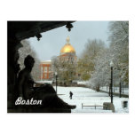 Boston Common Postcards