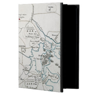 BOSTON-CONCORD MAP, 1775 iPad AIR CASES