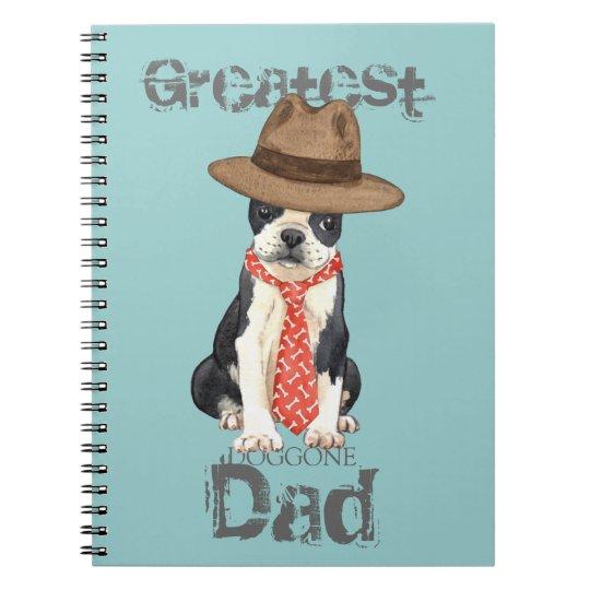 Boston Dad Notebook