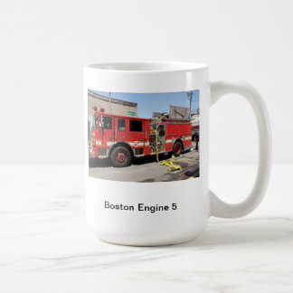Boston Engine 5 Mug