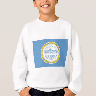Boston Flag Sweatshirt