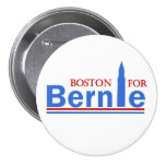 Boston for Bernie 7.5 Cm Round Badge