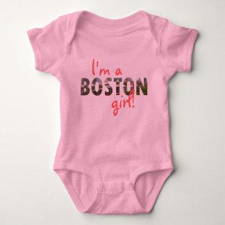 Boston Girl! Baby Bodysuit