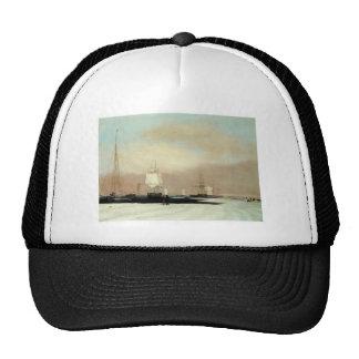 Boston Harbor 1835 Trucker Hat