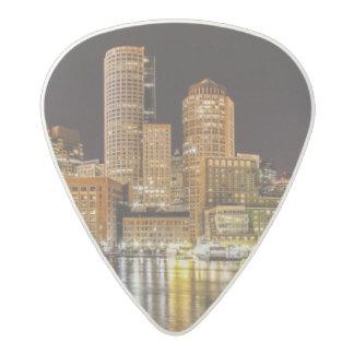 Boston Harbor Acetal Guitar Pick