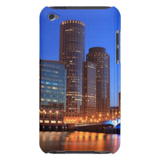 Boston Harbor and skyline.  Boston is one of the 2 Case-Mate iPod Touch Case