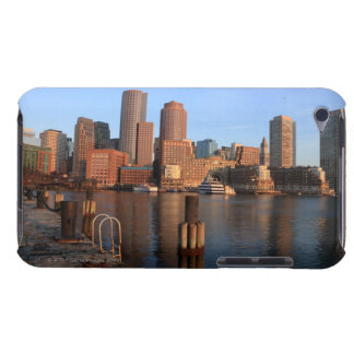 Boston Harbor and skyline.  Boston is one of the 3 iPod Case-Mate Cases