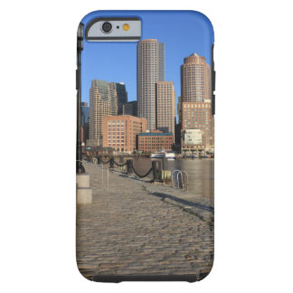 Boston Harbor and skyline.  Boston is one of the Tough iPhone 6 Case