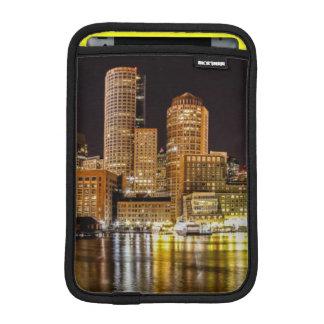Boston Harbor iPad Mini Sleeve