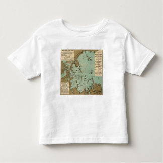 Boston Harbor Toddler T-Shirt