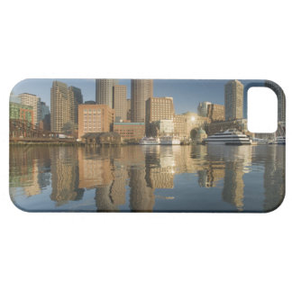 Boston Harbor viewed from Ft Poi Barely There iPhone 5 Case