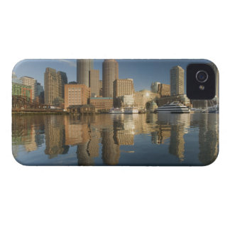 Boston Harbor viewed from Ft Poi Case-Mate iPhone 4 Case