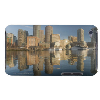 Boston Harbor viewed from Ft Poi iPod Touch Case