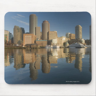 Boston Harbor viewed from Ft Poi Mouse Mat