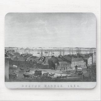 Boston Harbour, 1854 Mouse Mat