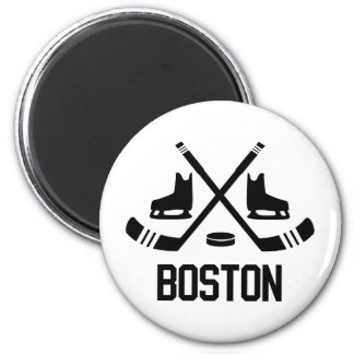 Boston Hockey Magnet