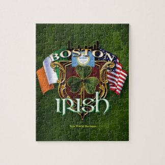 Boston Irish Puzzles