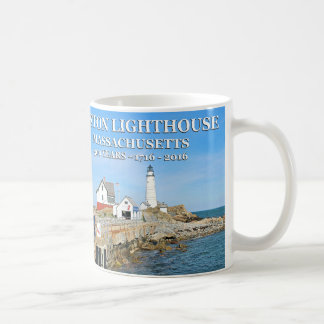 Boston Lighthouse, Massachusetts Coffee Mug