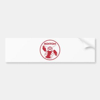 Boston Lobster Bumper Sticker