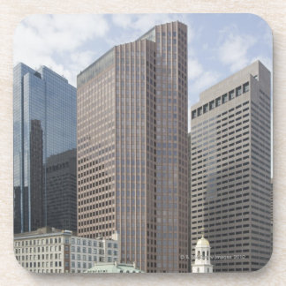 Boston, MA from the Faneuil Hall Marketplace Coasters