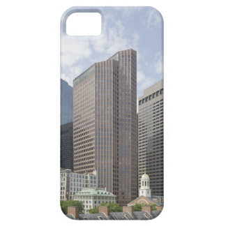 Boston, MA from the Faneuil Hall Marketplace iPhone 5 Case