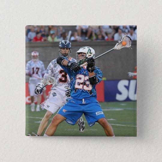 BOSTON, MA - JULY 09:  Mike Ward #23 15 Cm Square Badge