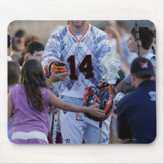 BOSTON, MA - JULY 9:  Drew Westervelt #14 Mouse Mat