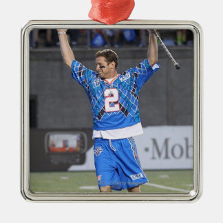 BOSTON, MA - JULY 9:  Ned Crotty #2 Christmas Ornament