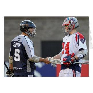 BOSTON, MA - JUNE 04:  Chris Eck #24 Greeting Card