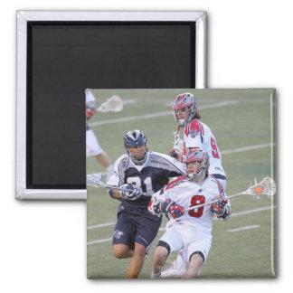 BOSTON, MA - JUNE 04:  Greg Downing #8 Square Magnet