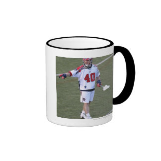 BOSTON, MA - JUNE 04:  John Lade #40 Mugs