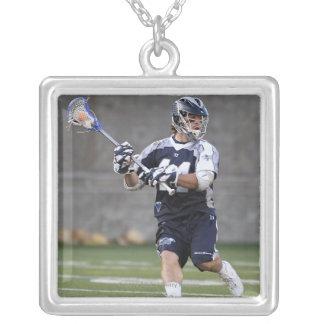 BOSTON, MA - JUNE 04:  Steven Brooks #44 Silver Plated Necklace