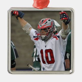 BOSTON, MA - JUNE 11:  Brad Ross #10 Christmas Ornament