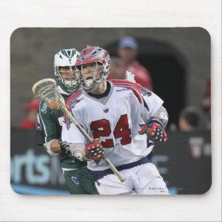 BOSTON, MA - JUNE 11:  Chris Eck #24 Boston 2 Mouse Pad